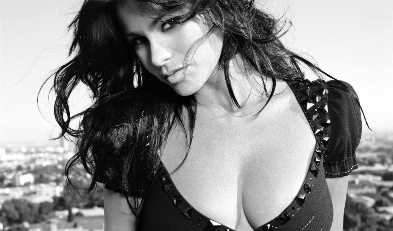 модель, брюнетка, sofia, vergara, актриса, portrait, sophia, грудь, девушка, обесцвеченное,