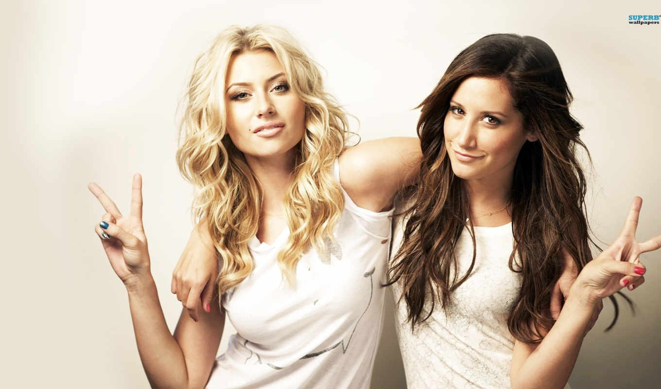ashley, tisdale, wallpaper, michalka, alyson, and, download,