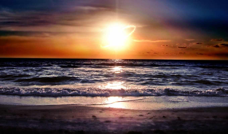 закат, самый, красивый, закаты, последний, море, конец, моря,