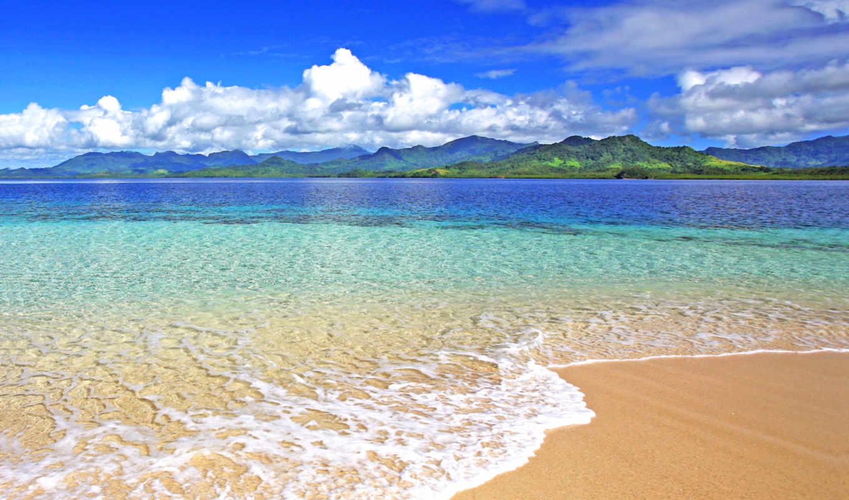 fiji, beach, beaches,