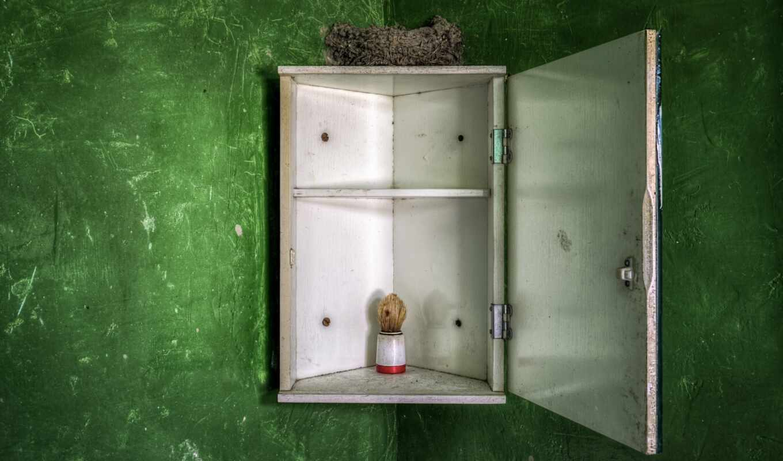 кисточка, nicefonskachat, шкаф, минимализм