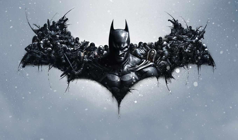 batman, arkham, origins, аркхема, chronicle, игры, wayne, мультиплатформе, playstation, жанре, game,