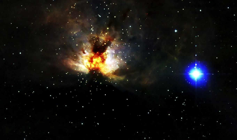 infrared, image, optical, composite, stargaze, ngc, hdscape, вселенная, color, телескопа, nebula, beauty,