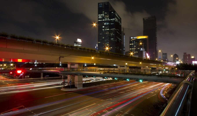 город, трасса, ночь, огни, картинка, картинку, garcya, поделиться, же, картинками, так, понравившимися, мыши, салатовую, кликните, кномку, левой, кнопкой,