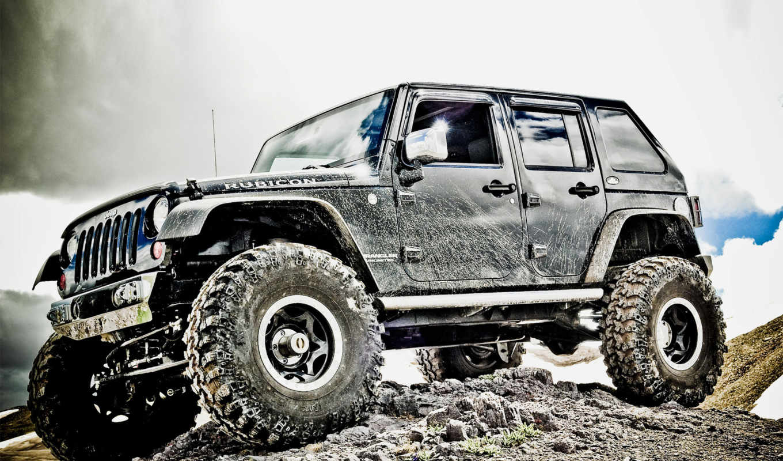 колеса, jeep, dirt, картинка, подвеска,