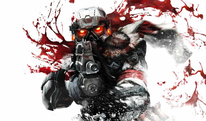 killzone, games, игры, ipad, киллзон, хелгаст, oruzhie, voin, красноглазый, max, resolution,