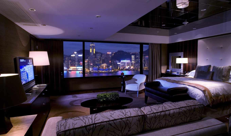 kong, hong, intercontinental, hotel,
