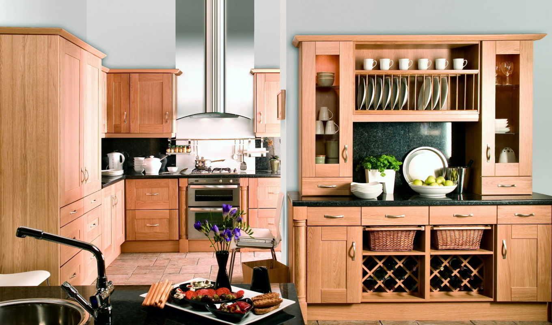 Красивый буфет для кухни дизайн