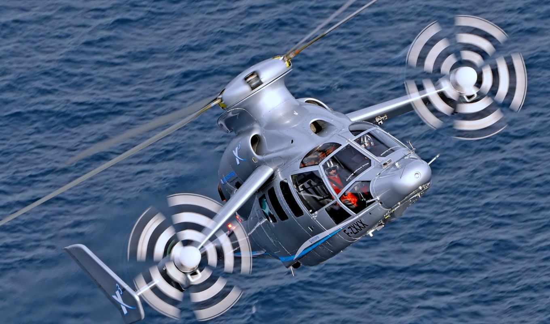 eurocopter, июня, record, установил, вертолет, скорости, hybrid,