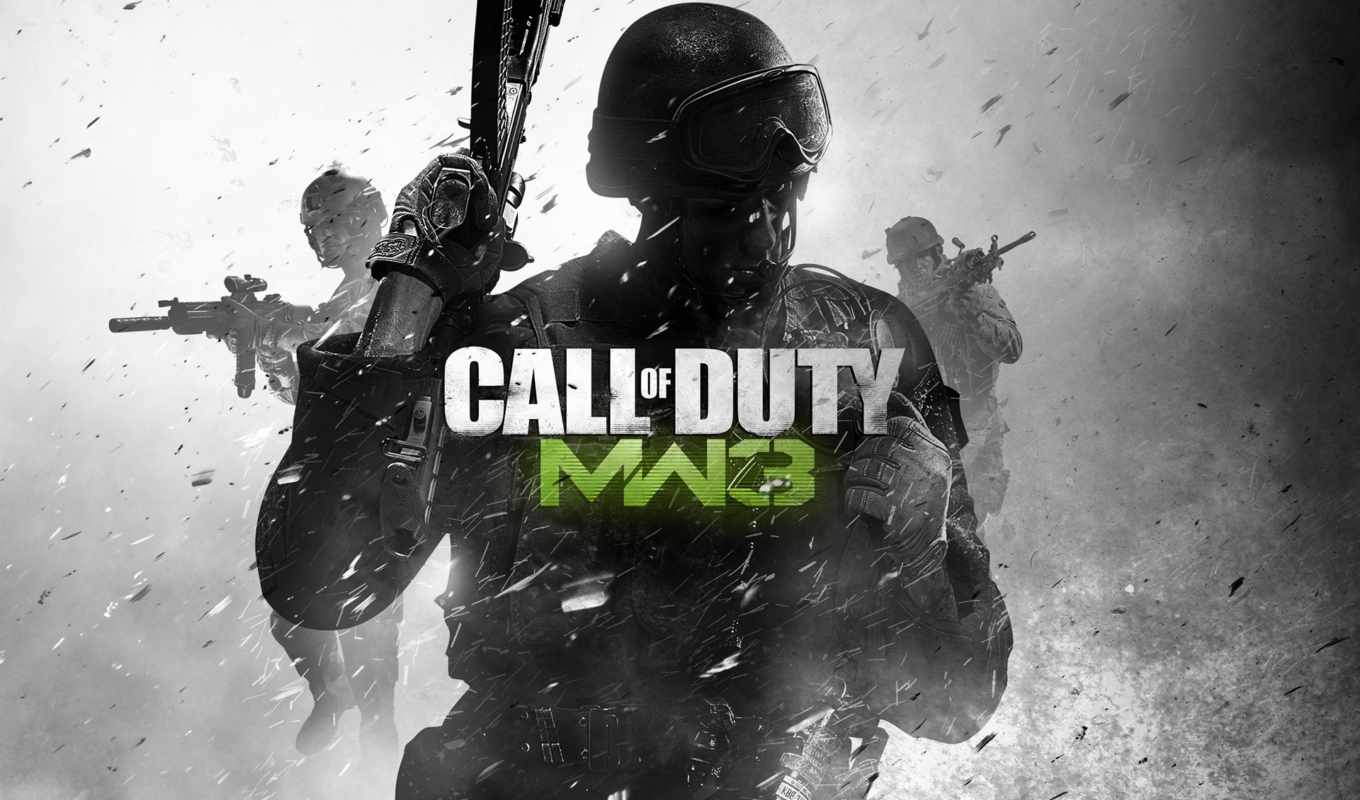 колл, duty, cool, современный, warfare, games, mw,