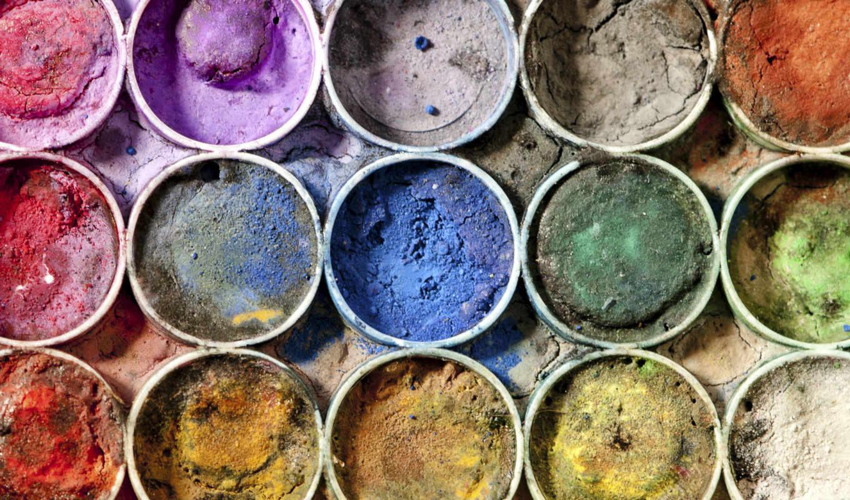 , краска, банки,