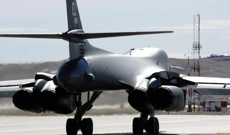 lancer, rockwell, самолёт, военный, бомбардировщик, качество, high,
