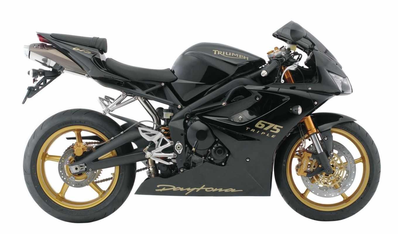 обои, мотоциклы, фото, мотоцикл, triumph, мото, ав