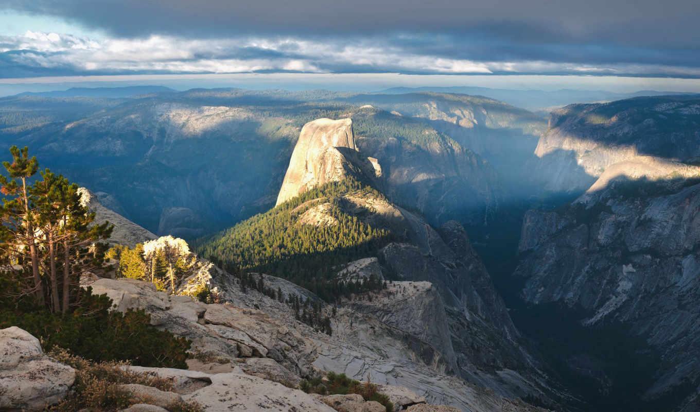 mountains, горы, landscapes, desktop, утро, рассвет, ущелье, картинка, category, пейзаж, панорама, скалы, share, солнце, mountain,