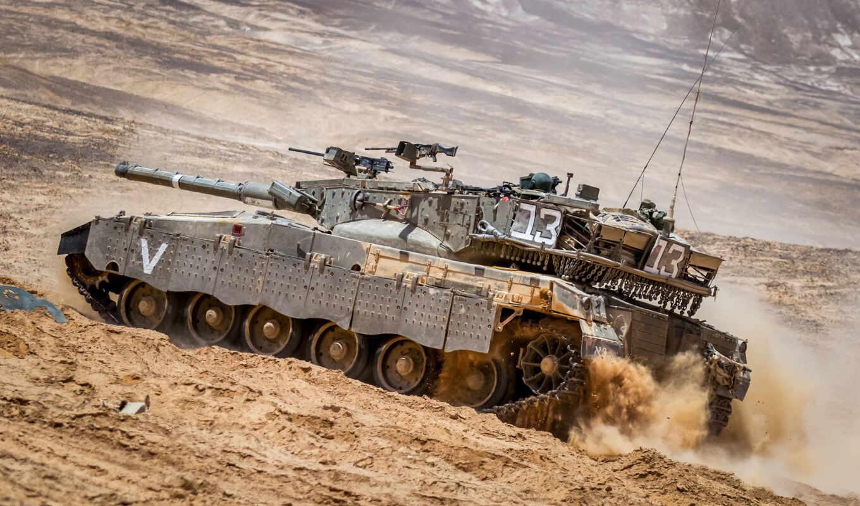 merkava, танк, combat, главное,