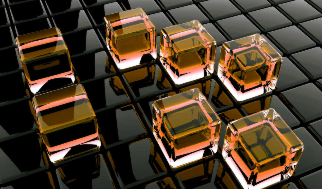 cubes, glass, кубики, кубы,