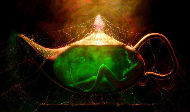 лампа, джин, fantasy, сказ, разное, ожидание, алладина, аладдина, волшебной,