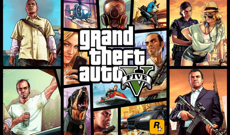 gta, авто, theft, grand, que, para, más, games,