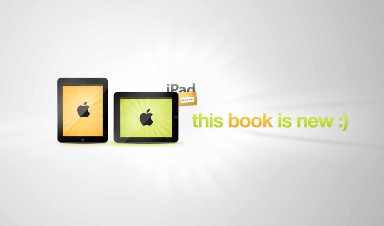apple, ipad, планшет