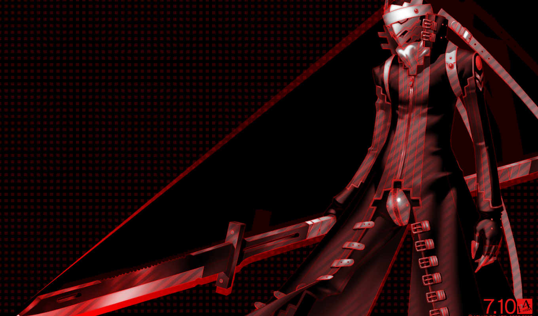 persona, anime, izanagi, souji, weapon, sword, seta, wallpaperup,