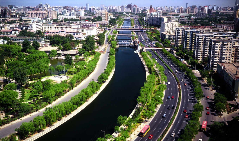 paisaje, urbano, arquitectura, carretera, kumar, sanjit, pantalla, fondo, río, город, architecture