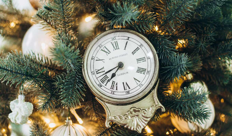 hour, елка, новый год, decoration, new, garland, strike, ode, ovyi, christmas, james