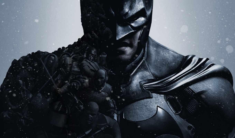 batman, arkham, origins, games, город, wayne, bruce, lockdown, игры, action,