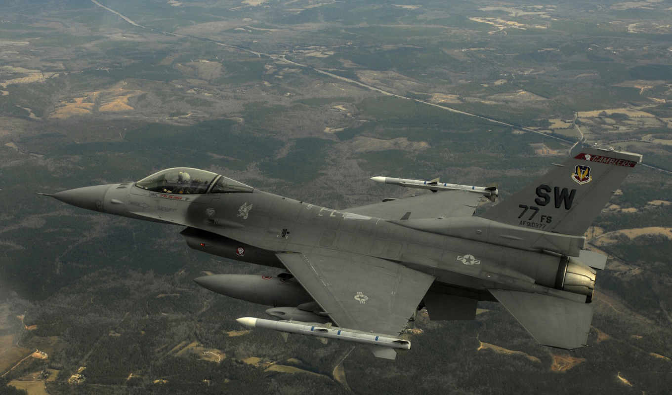 aircraft, military, fighting, falcon,