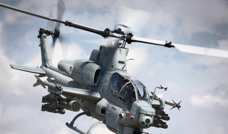 cobra, ah, bell, super, sea, helicopter,