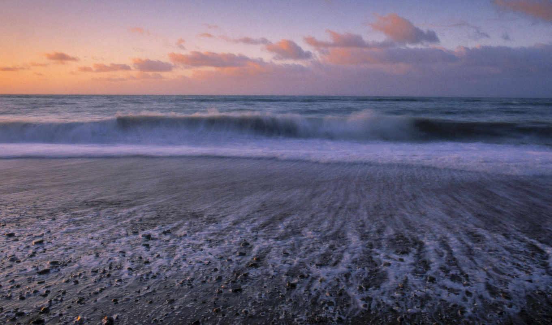 playa, fotos, zelanda, nueva, full, fondos, pantalla,