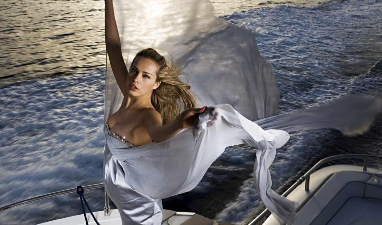 petra, nemcova, взгляд, море, катер, платье, красавица, девушки, montage, evening, template, автор, click, hot, walk, photo, versace,