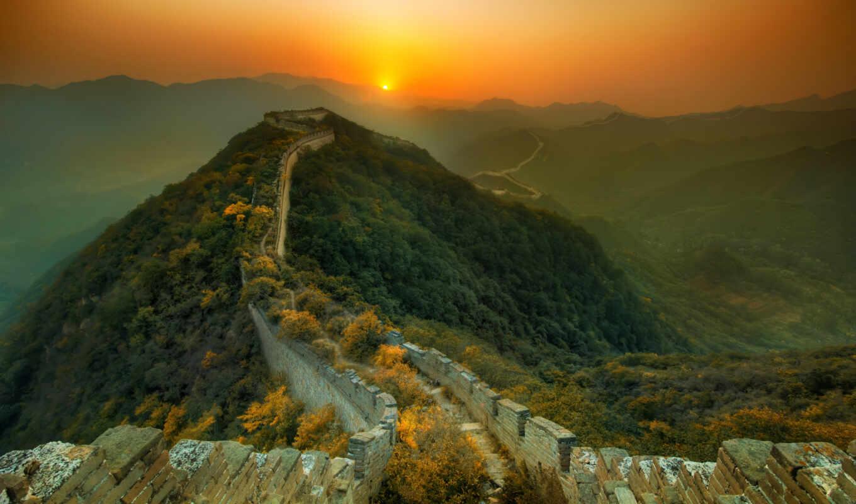стена, китаянка, great, art, china, конопля, обустройство, современный, миро