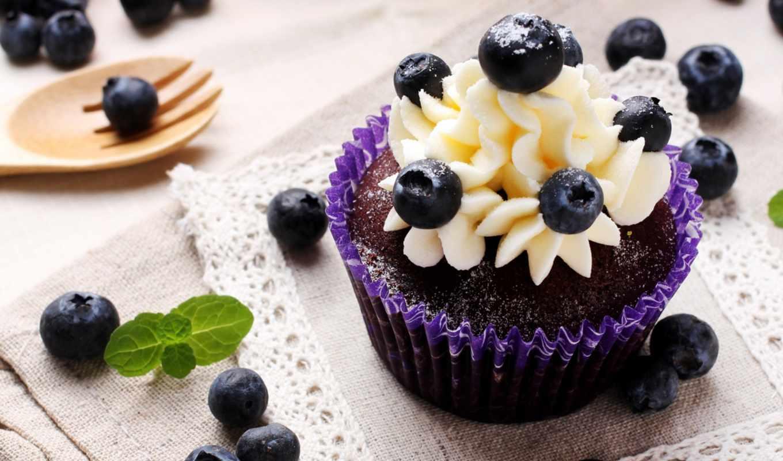 черника, muffin, iphone,