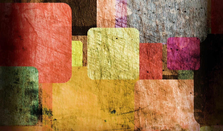 прямоугольники, текстуры, разноцветные, винтаж, vintage, download, colored, текстура, квадраты, смотрите, facebook, kapak,