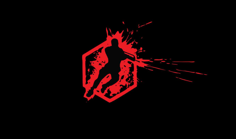 crysis, wars, кровь, минимализм, лого,