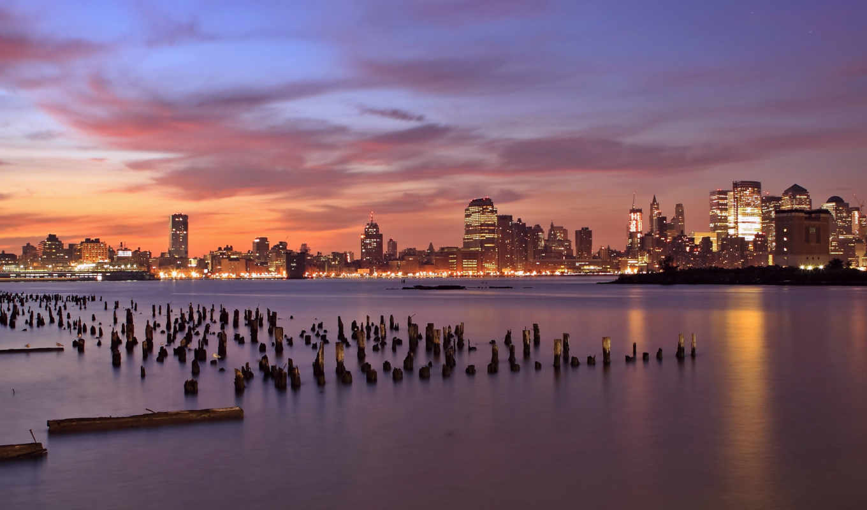 джерси, нью, new, небоскребы, сша, york, штат, сити, ny, usa, картинка,