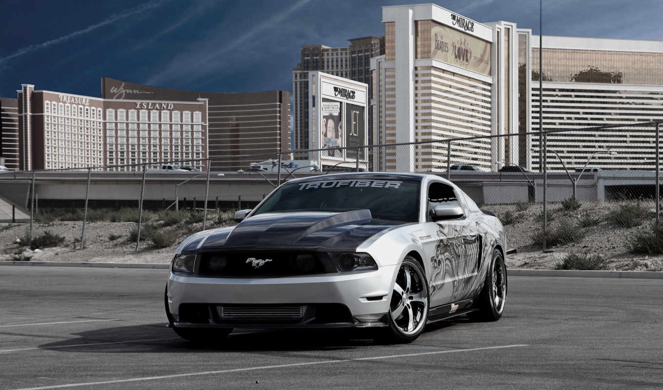 ford, mustang, тюнинг, авто, shelby,