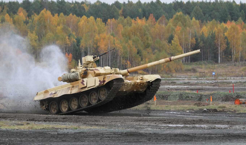 танк, техника, военная, увз, танки, сила, россия, армия, прыжок,
