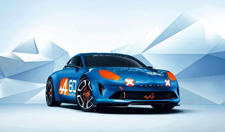 celebration, alpine, renault, concept, характеристики, цены,