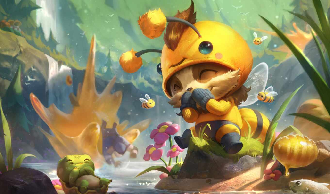 teemo, league, сказание, timo, guide, build, product, skin, сервис