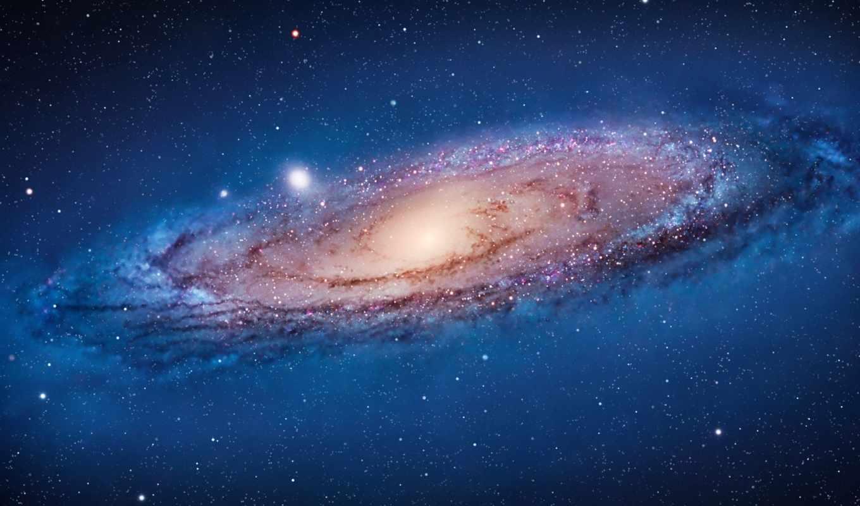 lion, mac, desktop, андромеды, galaxy, космос, andromeda, туманность,