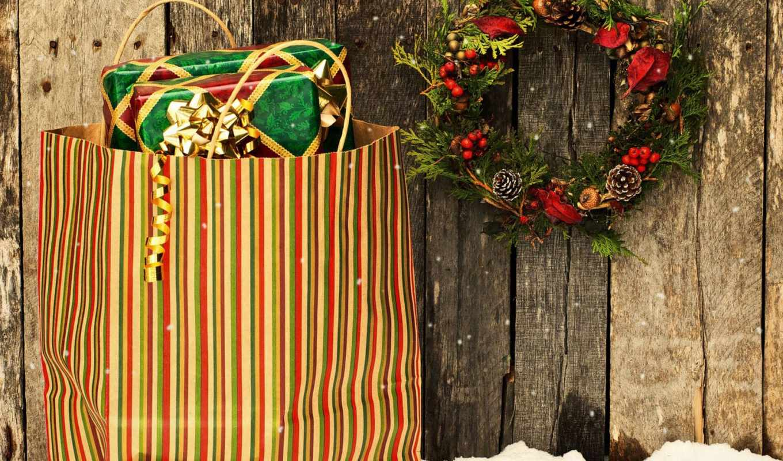 праздник, год, новый, december, зима, celebration, season, present,