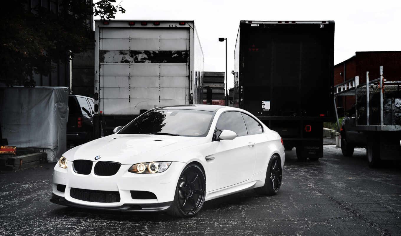 bmw, white, грузовики,