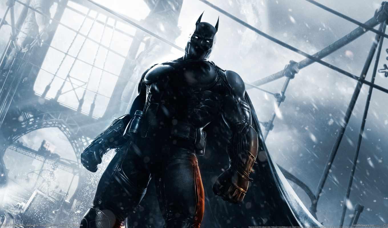 batman, arkham, origins, game,
