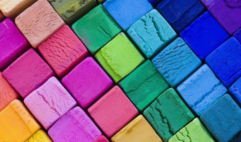 мелок, разноцветный, текстура