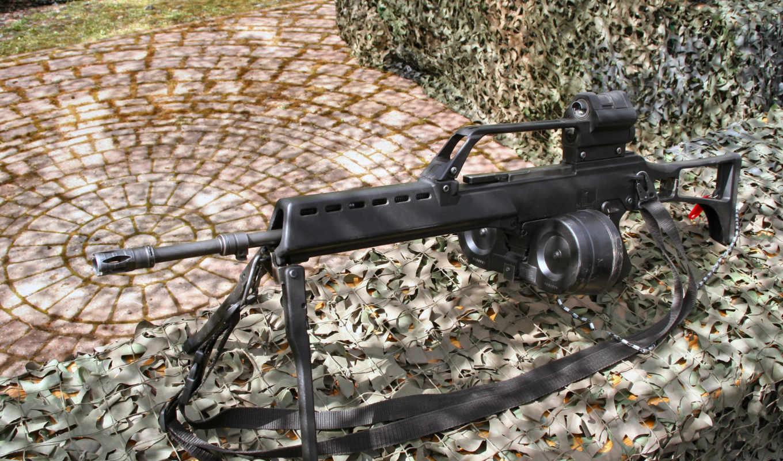 ручной, пулемет, картинка, оружия, подборка,