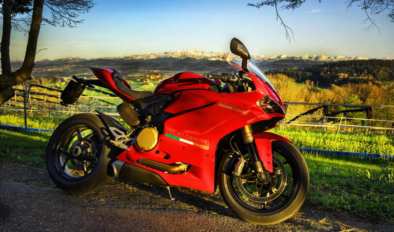 ducati, red, superbike, stunning, bikes, uhd, яркие,