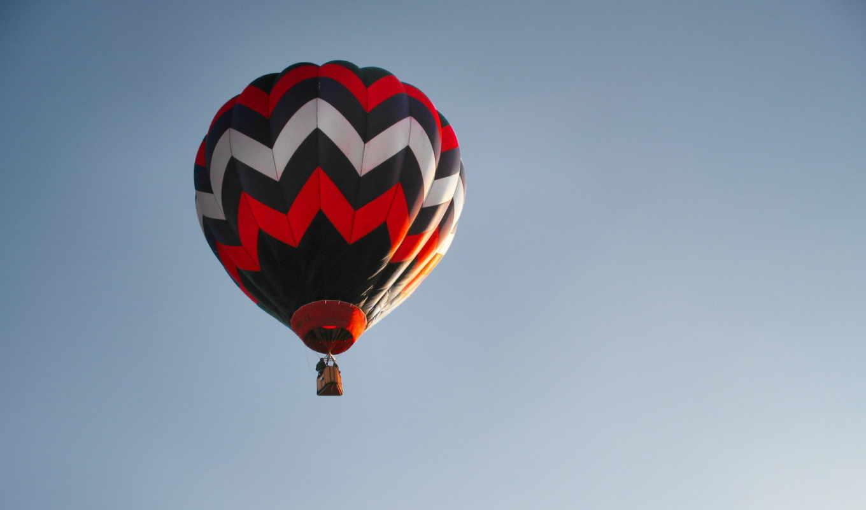 небо, aerial, мяч, спорт, праздник,