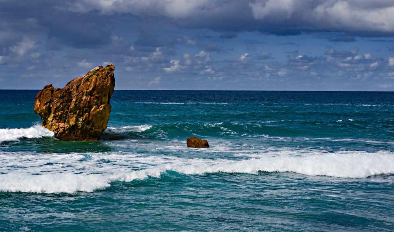 природа, горизонт, rock, камень, stolaoboi, картинка