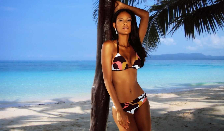 девушка, пляже, desire, девушки,